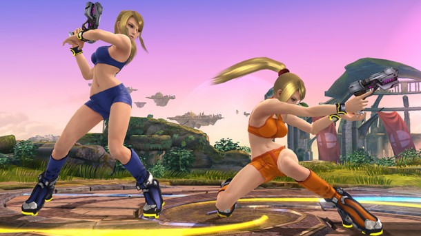 Smashing Saturdays | Super Smash Bros.: Short Shorts Samus