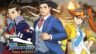 Ace Attorney - Dual Destiny is out for iOS now. Check out the game in high resolution glory. Hold it! while I go grab my copy.