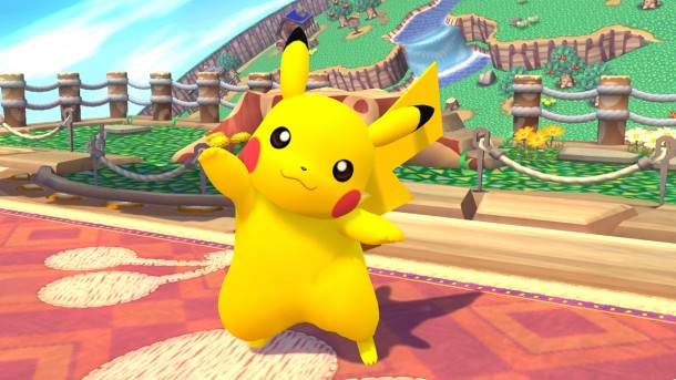 Pikachu | Smash Bros.