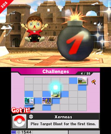 Smashing Saturdays: Super Smash Bros. | Challenges