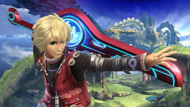 Smashing Saturdays: Super Smash Bros. | Shulk Reveal