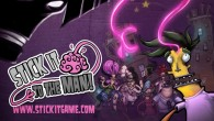 Stick It to The Man is somewhat like a spiritual successor to Tim Schafer's Psychonauts, with more adventure game puzzles. Is it worth your time?
