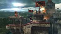 Castle Siege, from Super Smash Bros. Brawl, makes a comeback in Super Smash Bros. for Wii U.