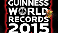 Have you broken any world records this year?