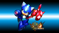 A new trailer for Monster Hunter 4 Ultimate shows off a Mega Man-inspired armor set for a Felyne companion.