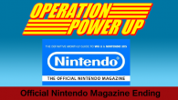 We're sorry to see you go,  Official Nintendo Magazine.