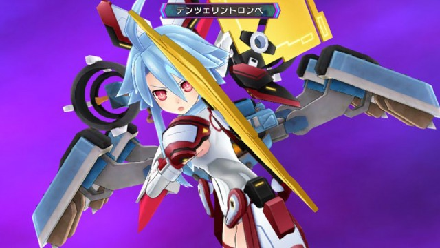 Hyperdimension Neptunia Re;Birth 3 is set for the PS Vita in Japan next month.