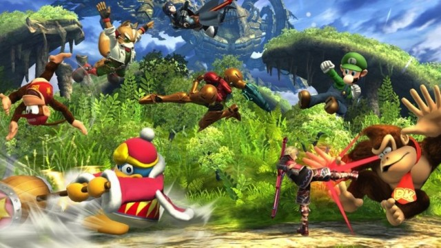 Super Smash Bros. for Wii U becomes the fastest selling Wii U game ever.