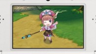 Rorona and friends get chibi-fied for the Nintendo 3DS Port