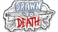 Hand-drawn video game art.