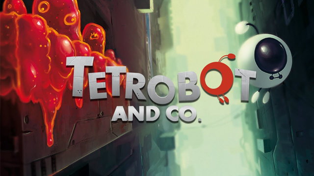 """Tetrobot and Co. is a curious puzzle and strategy game from Swing Swing Submarine that is sure to leave you wondering """"Wot are you doing in this world, Tetrobot?!"""""""