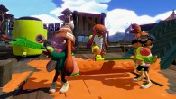 Nintendo releases new screenshots and information on its newest IP Splatoon, with the launch of an official Tumblr page.