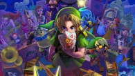 The Legend of Zelda: Majora's Mask 3D now has an official wesbite, featuring character artwork, screenshots and trailers.