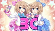 Here is a building character for you're favorite twins from Hyperdimension Neptunia: Re;Birth 2 , Rom and Ram!