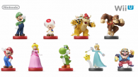 Yoshi, Donkey Kong, and Peach amiibos have received a price drop of $9.99.