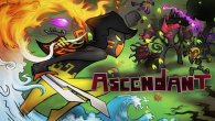 Ascendant is an extreme game. In over ten hours of playing, I've only managed to complete it once. And, yet, I loved every minute of my experience.