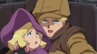 The flames of destiny are fanned in this glorious preview of Char Aznable's backstory.