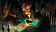 This time we take a look at an odd couple from the game Transistor. Red and the Transistor.