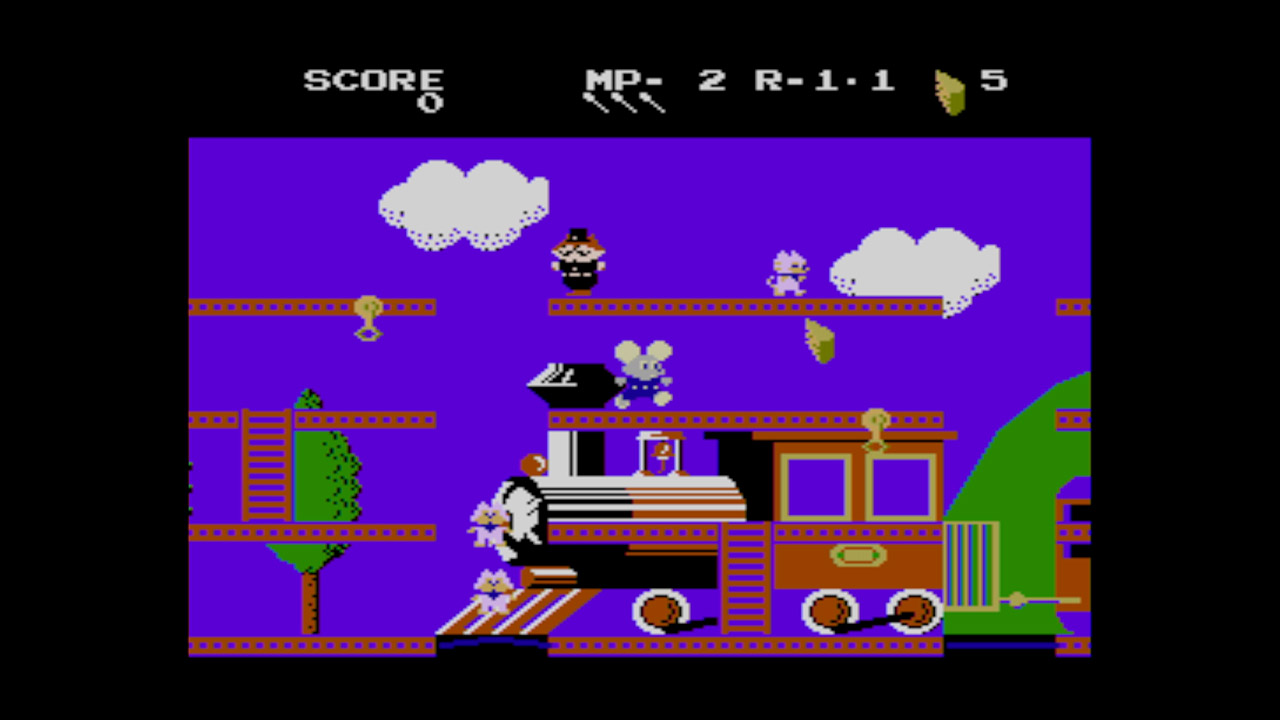 Play Mappy Games