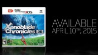 You might have thought that Xenoblade Chronicles 3D had gotten lost today. But, we've learned the release in North America and Europe: April 10th, 2015.