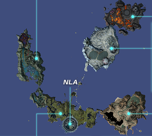 Xenoblade world map is this a real open world game or fake open world xenoblade gumiabroncs Image collections