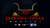 Today, let's take a look at Depths of Fear: Knossos, a game that puts you in the shoes of Theseus as you set out to defeat the Minotaur.