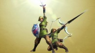 First round will feature Zelda related items.