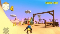 New Banjo-Kazooie game footage is shown off at the SXSW Gaming Awards.