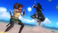 Time for a sneak peek at Dead or Alive 5's Senran Kagura Costume DLC.
