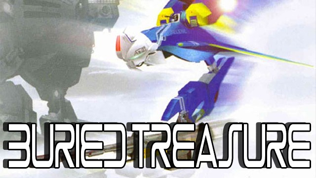 This week's Buried Treasure features an over looked schmup, Einhander, and the amazing PlayStation Underground.