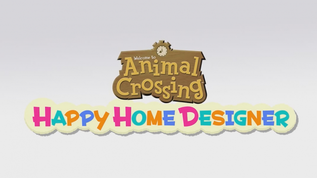 Animal crossing happy home designer announced for 7 11 happy home designer
