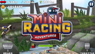 Mini Racing Adventures brings endless racing and a number of unlockable vehicles to Android and iOS. The game is free-to-play.