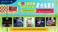 It's that time of year again: a sale on PSN for Golden Week! Yes,Japanese holiday has once again given us a sale on a large number of Japanese games