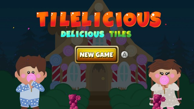 Tilelicious is an extremely simple game. Just match up the tasty-looking tiles, 2048-style, and hope you don't get the worst of luck...