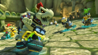 Get a sneak peek of the new Mario Kart 8 DLC courses.