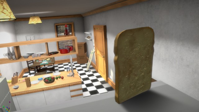 I Am Bread is a game on Steam, in which you play as a slice of bread. Is it any good? Do I really need to ask that question?