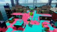 Splatoon is set to ink up the world at the end of May, and in anticipation Nintendo has released of trio old-school flavored commercial