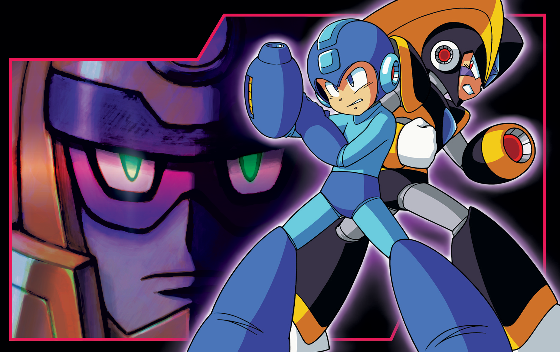 Mega man virtual console lineup for may revealed oprainfall - Megaman x virtual console ...