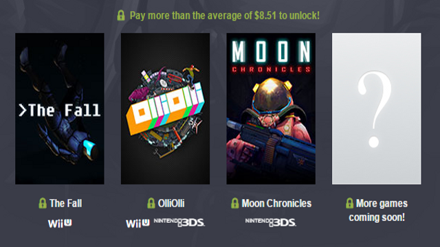 Some great eShop indie titles!