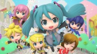 Hatsune Miku fans will get the Nendoroid-style game for their 3DS handhelds in September.