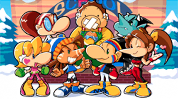 Gaming Crossroads I Snowboard Kids 2