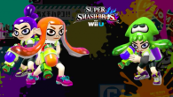 Splatoon is set to launch on the Wii U on May 29th, and in anticipation, the game will be getting special Super Smash Bros. DLC.