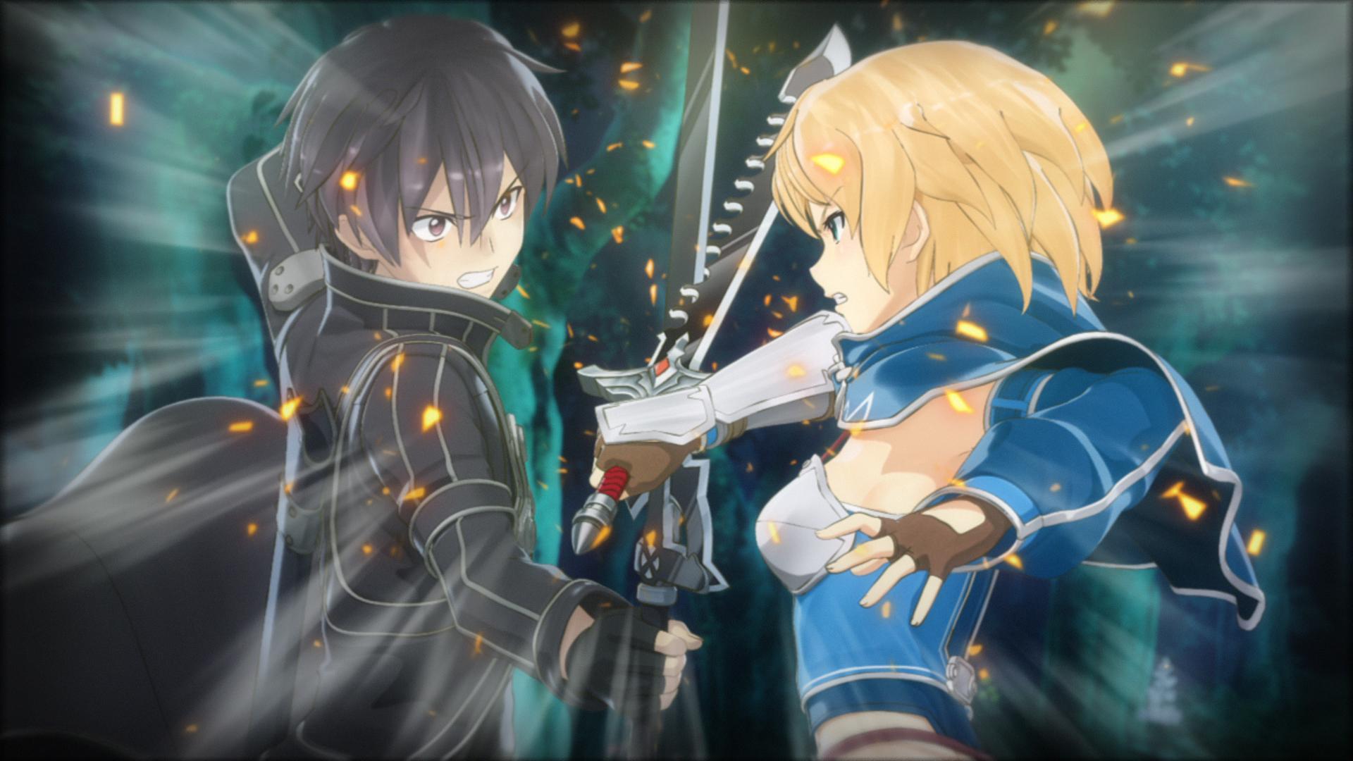 Sword Art Online: Hollow Fragment Screenshots and Videos