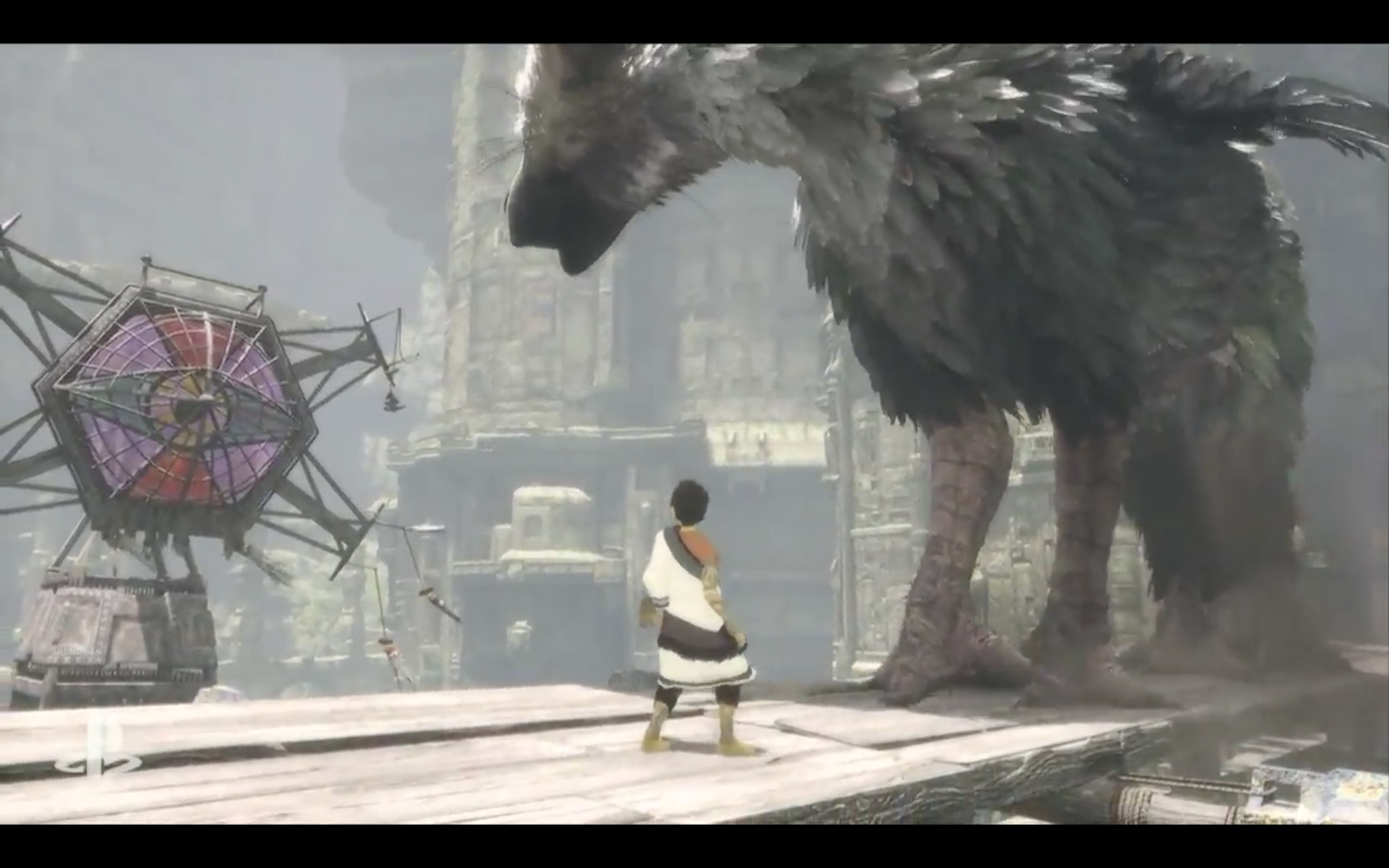 The Last Guardian Release Date Announced at E3, New Trailer - Rice ...