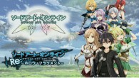 Played some of Sword Art Online Re: Hollow Fragment for the PlayStation 4, but it was clearly a Vita port.
