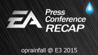 A Battlefield-less EA conference? Unheard of!