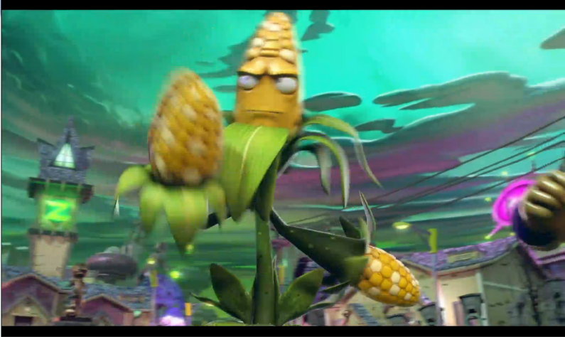 E3 2015 Plants Vs Zombies Garden Warfare 2 Oprainfall