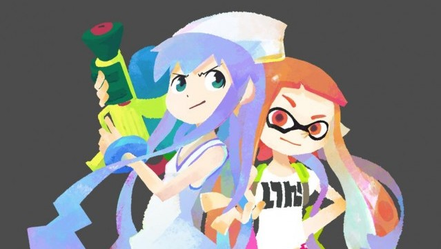 Japan Splatoon Getting Squid Girl Outfit This August