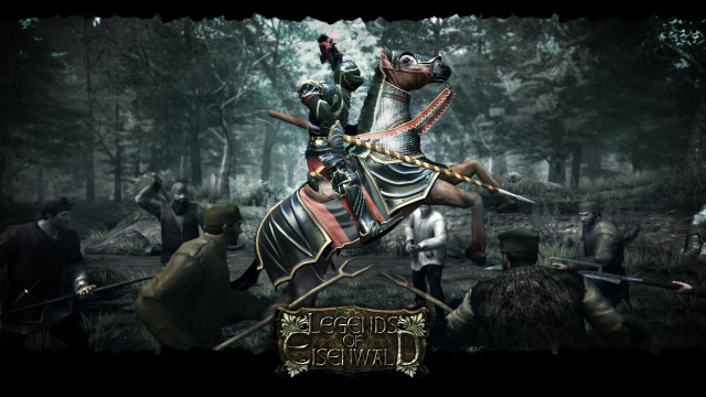 Medieval Germany, with all its religious and folk superstitions, is the setting for a new tactical RPG called Legends of Eisenwald.