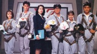 Right before Zyuuranger was the strangely dark series Jetman.